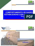 3. Bases Estabilizadas Con Cemento