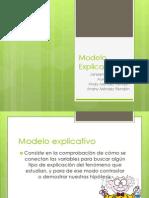 Modelo Explicativo