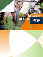 The Secret of Success 2011 European Sme Week