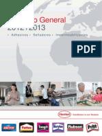 Catalogo 2012-13 Pattex