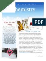 February Chemistry Newsletter