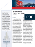 The Structural Roots of Turkey's Power Struggle