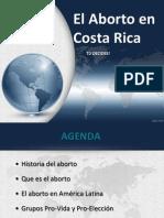 El Aborto en Costa Rica