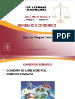 1. Mercado y Derecho Bancario Semana 1