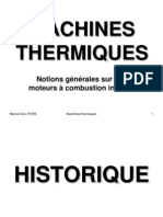 Machines+Thermiques+II+ +Generalites