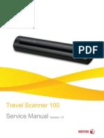 Xerox TS 100 Service Guide