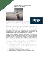 Art 1. SÍNTOMAS Y SEÑALES DE ALERTA PARA ACUDIR AL LOGOPEDA