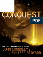 An Excerpt from CONQUEST by John Connolly and Jennifer Ridyard