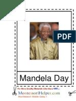 Montessori Materials Mandela Day Age 6 to 9