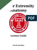 Temple LEA Lecture Guide