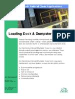 Dock Dumpster