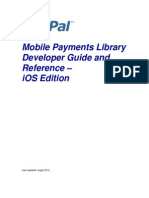 PP MPL Developer Guide and Reference iPhone