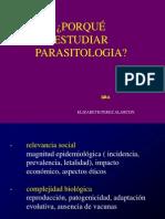 Introduccion a La Parasitologia