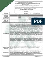 Estructura Técnico en Sistemas Cod 228185