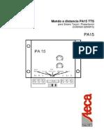 Manual PA15