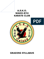 A.s.k.o. Wado-ryu Karate Club
