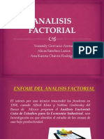Analisis Factorial Exposicion