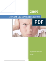 Defiant Children PDF