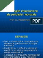 2 B Hemoragiie Intracraniene