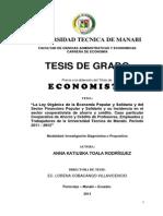 Ejemplo de Tesis
