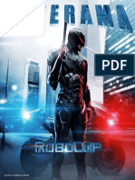 RoboCop - Revista Cinerama