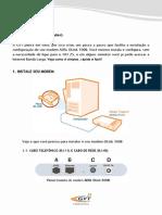 Tutorial Dsl500b configuracao manual