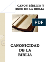 Breve Historia Del Canon Biblico Baez Camargo Pdf