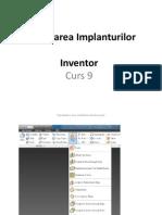 Curs 09 Inventor