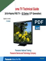 Panasonic Tc-p42s2 s2-Series 13th-Generation 2010 Tech-guide Training (4)