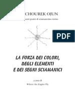 La Forza Dei Colori,Degli Elemrnti e Dei - Ai-tchourek Ojun