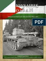 1967 Jordanian Forces