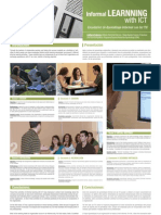 Escenarios de Aprendizaje Informal Con Las TIC--Informal LEARNNING With ICT