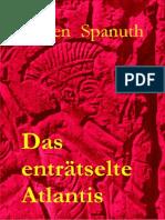 Jürgen Spanuth - Das enträtselte Atlantis
