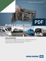 Brake Caliper Units P 1265 En