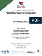 Informe Preliminar Gallo
