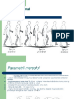 Mersul Normal Si Patologic in Biomecanica Umana