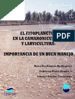 Fitoplancton en La Camaronicultura