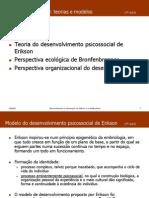 Desenvolvimento e Teorias - Erickson