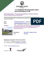 Immigration Feb 2014 Invite