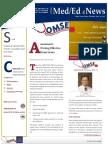 UA OMSE Med/Ed eNews v2 No. 06 (JAN 2014)