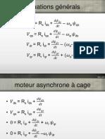 moteur asynchrone à cage