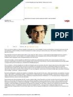 O acordo ortográfico por Diogo Mainardi - Educar para Crescer