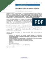 18067235 Modelo de Project Charter Ou Termo de Abertura de Um Projeto