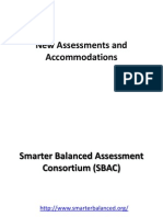 smarter balance assessments and accommodations