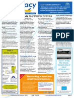 Pharmacy Daily for Wed 05 Feb 2014 - TGA to review Protos, 106 pharmacies overpaid, PSA leadership in 2014, Dispensary Corner and much more
