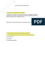Herança política na Paraíba através do discurso das parlamentares 1