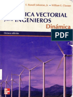 Mecanica Vectorial Para Ingenieros Dinamica 8th