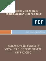 Procesos Codigo General Del Proceso