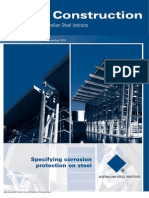 Specifying Steel Corrosion Protection