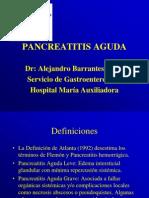 006 - Pancreatitis Aguda
